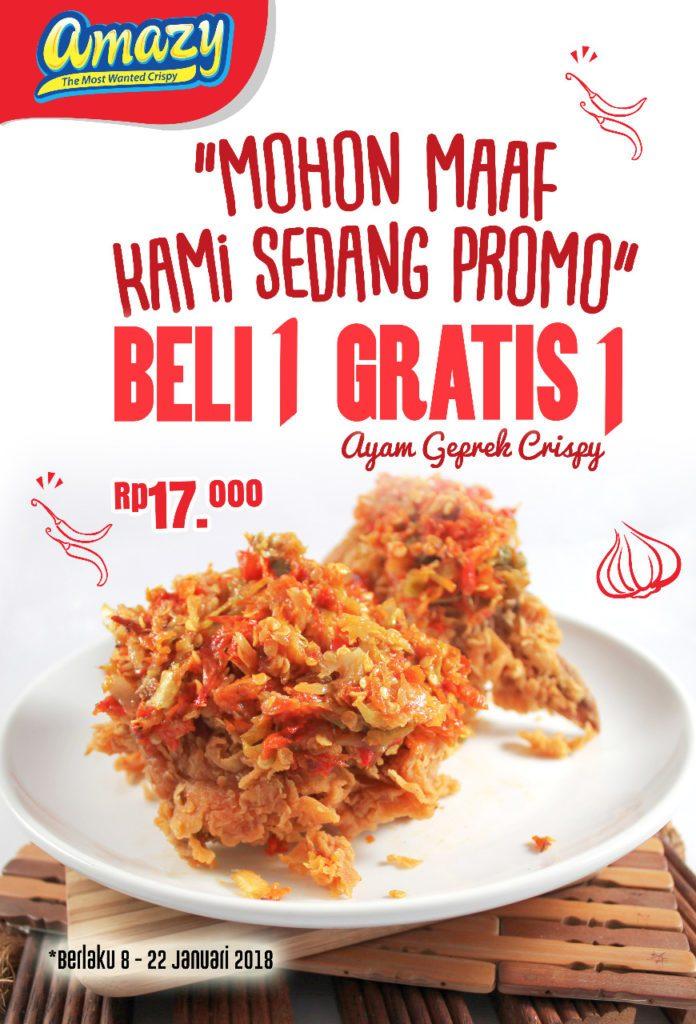 Program Promosi Untuk Meningkatkan Penjualan Di Franchise Fried Chicken Magfood Amazy